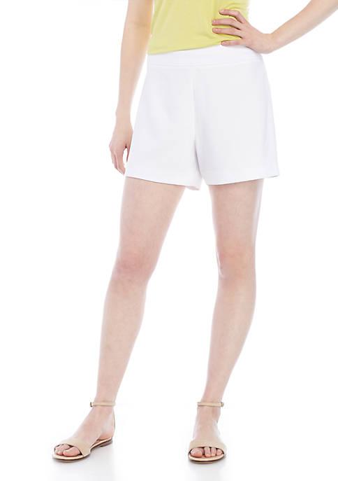 Madison Flat Front Shorts