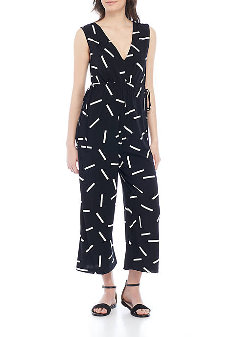 Madison Printed Jumpsuit