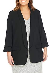 Madison Plus Size Blazer