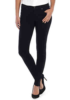 6de43cbc0 THE LIMITED Petite Skinny Full Length Jeans ...