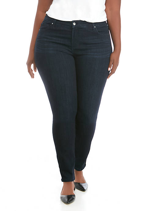 THE LIMITED Plus Size Mid Rise Full Length