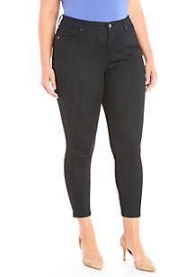 THE LIMITED Plus Size Skinny Ankle Jeans