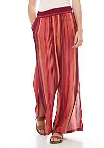 Wonderly Yarndye Stripe Pants