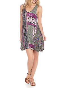 Racerback Knit Dress