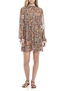 Printed Core Dress