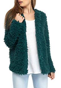 Fur Shag Jacket