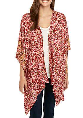 f79a15cbd47005 Women's Kimono Tops & Cardigans: Floral & More | belk
