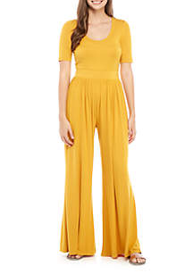 Wonderly Jersey Jumpsuit