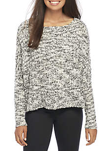 Wonderly Dolman Sleeve Knit Pullover Sweater