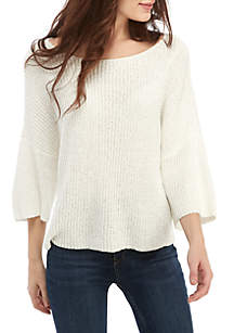 Wonderly Boxy Sweater