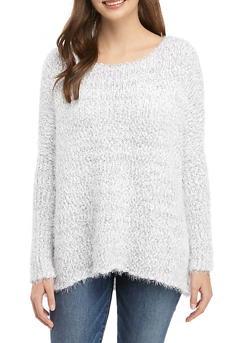 Eyelash Dolman Sweater