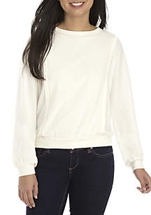 Wonderly Fringe Detail Sweatshirt