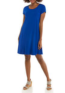 Cupio Juliana Short Sleeve Dress