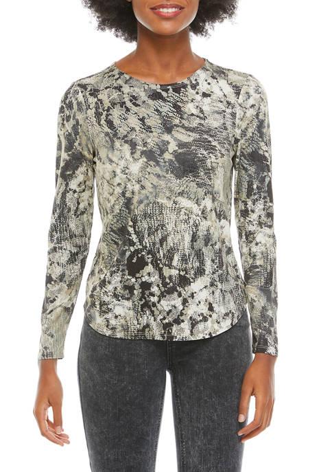 Cupio Julianna Long Sleeve T-Shirt
