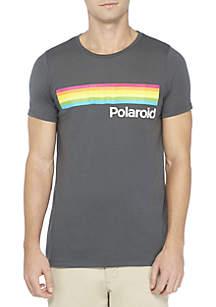 Rainbow Polaroid Tee