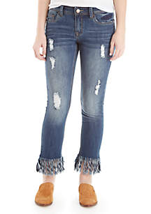 Extreme Fray Destructed Jeans