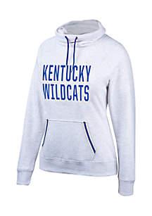 Kentucky Wildcats Day-Break Cowl Neck Fleece Hoodie