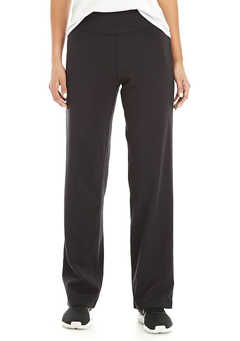 Solid Cotton Pants
