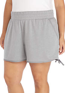 Pull-On Athletic Shorts