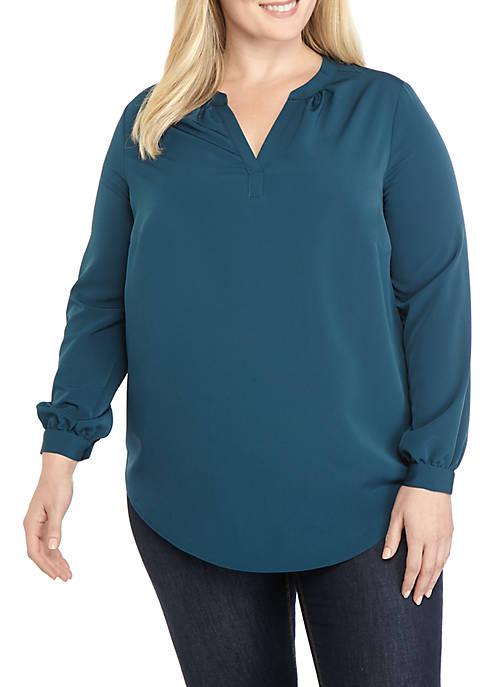 Plus Size Popover Top