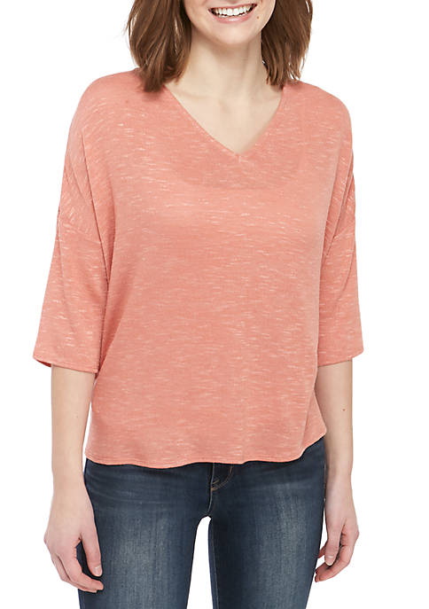 Madison Knit Dolman Top