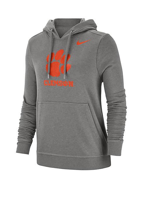 Nike® Clemson Tigers College Club Fleece Clemson Hoodie