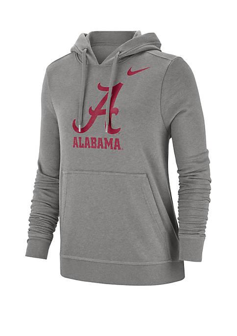NCAA Alabama Crimson Tide College Club Fleece Hoodie