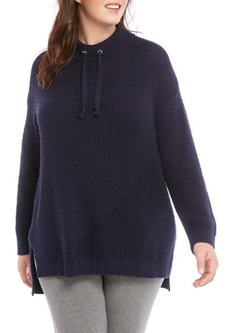 Plus Size Studio Sweater