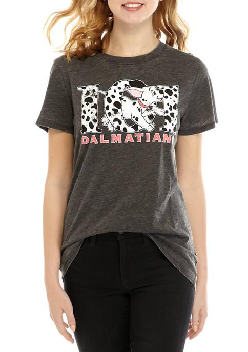 Disney® Juniors 101 Dalmatians Graphic T-Shirt