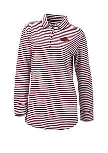 Columbia Collegiate Arkansas Razorbacks Omni Wick Jewel Long Sleeve Shirt
