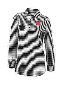 Columbia Collegiate NC State Wolfpack Omni Wick Jewel Long Sleeve Shirt