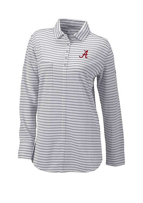 Collegiate Alabama Omni-Wick Jewel LS Shirt