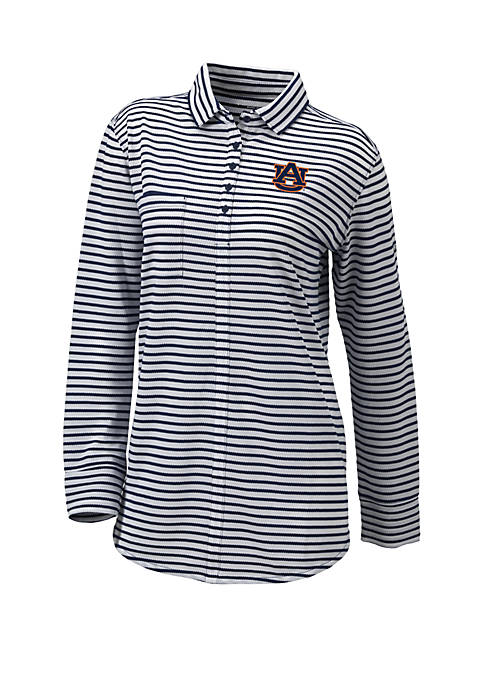 Columbia Collegiate Auburn Omni Wick Jewel Long Sleeve