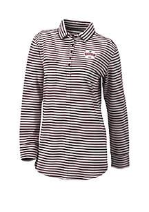 Columbia Collegiate Mississippi State Omni Wick Jewel Long Sleeve Shirt