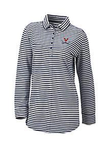 Columbia Collegiate Virginia Cavaliers Omni Wick Jewel Long Sleeve Shirt