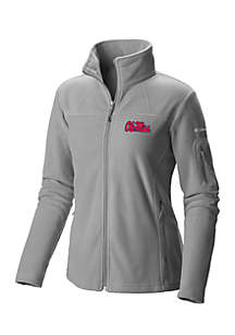 University of Mississippi Give and Go Fleece Jacket