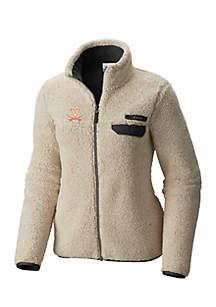 Virginia Cavaliers Mountainside Full Zip Sherpa Jacket