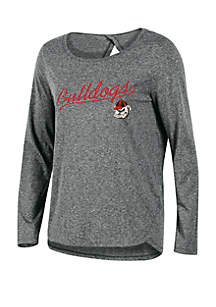 UGA Pep Rally Long Sleeve Tee