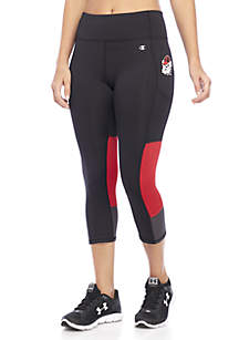 Georgia Bulldogs Power Capris