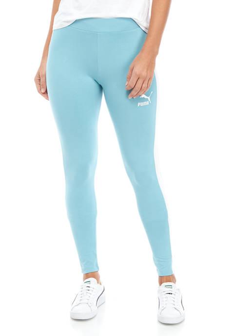 Womens Classics Logo Leggings