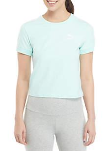 PUMA Classic T7 T Shirt