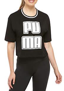 PUMA Rebel Reload Crop T Shirt