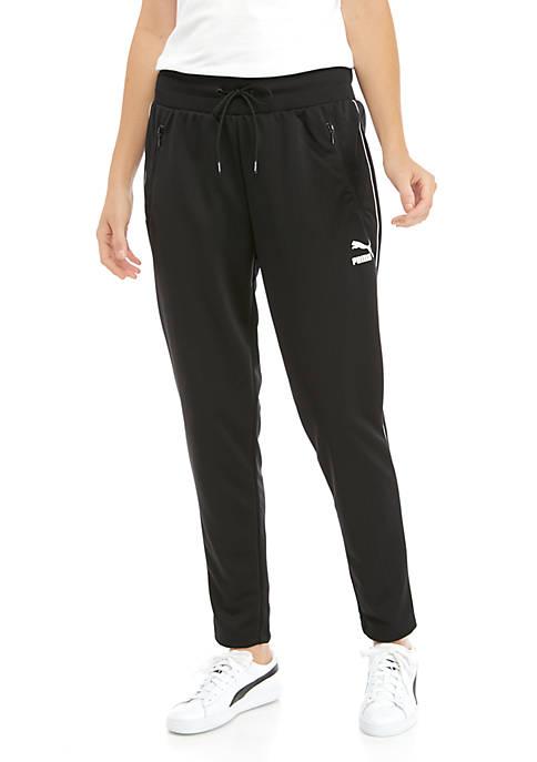 Womens Classics Poly Track Pants