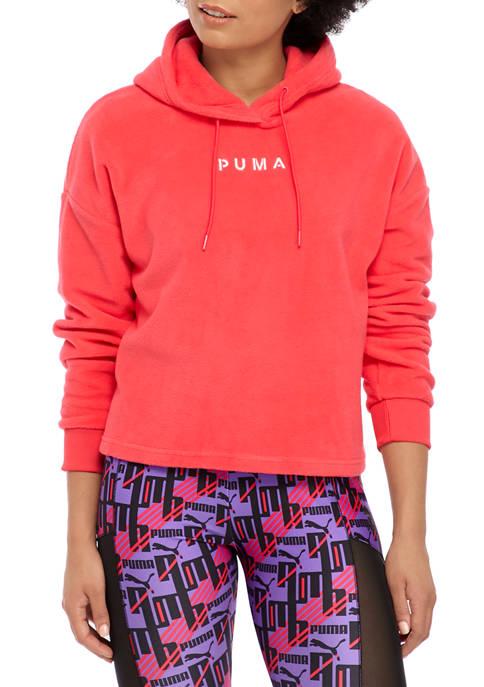 Womens Fleece Hoodie Pullover