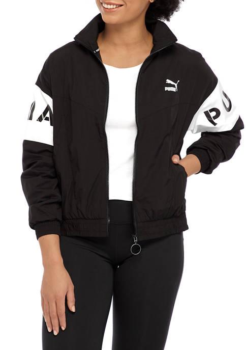 Womens Track Jacket