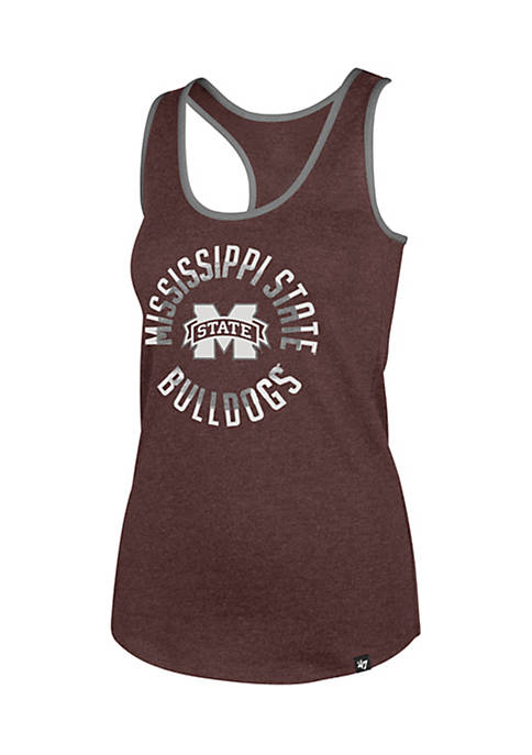 47 Brand Mississippi State Clutch Tank Top
