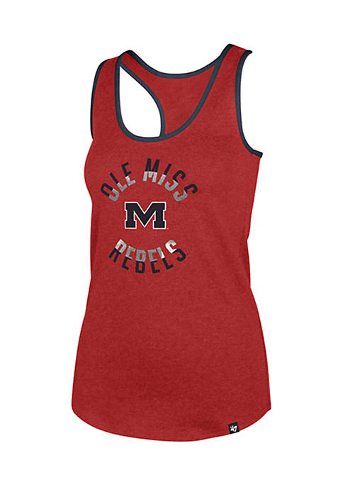 47 Brand Ole Miss Clutch Tank Top