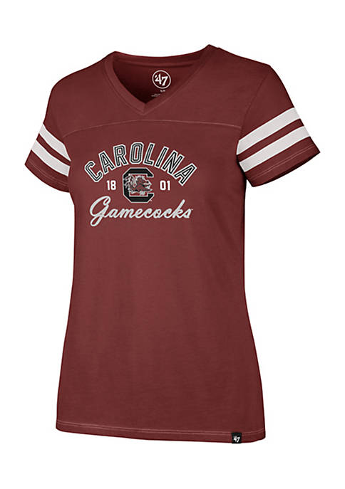 47 Brand Short Sleeve University Of South Carolina