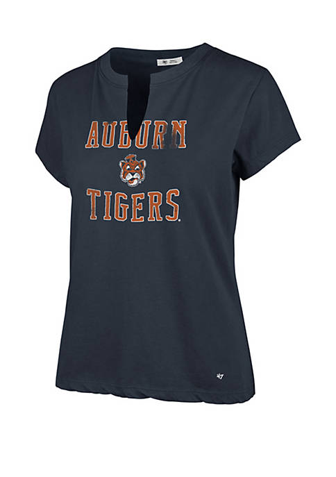 47 Brand Womens NCAA Auburn Tigers T-Shirt
