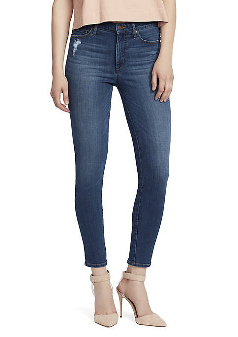 Ella Moss High Rise Ankle Jeans